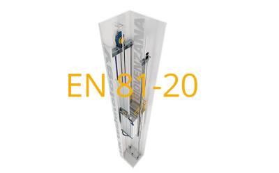 Přechod na výtahovou normu EN 81-20